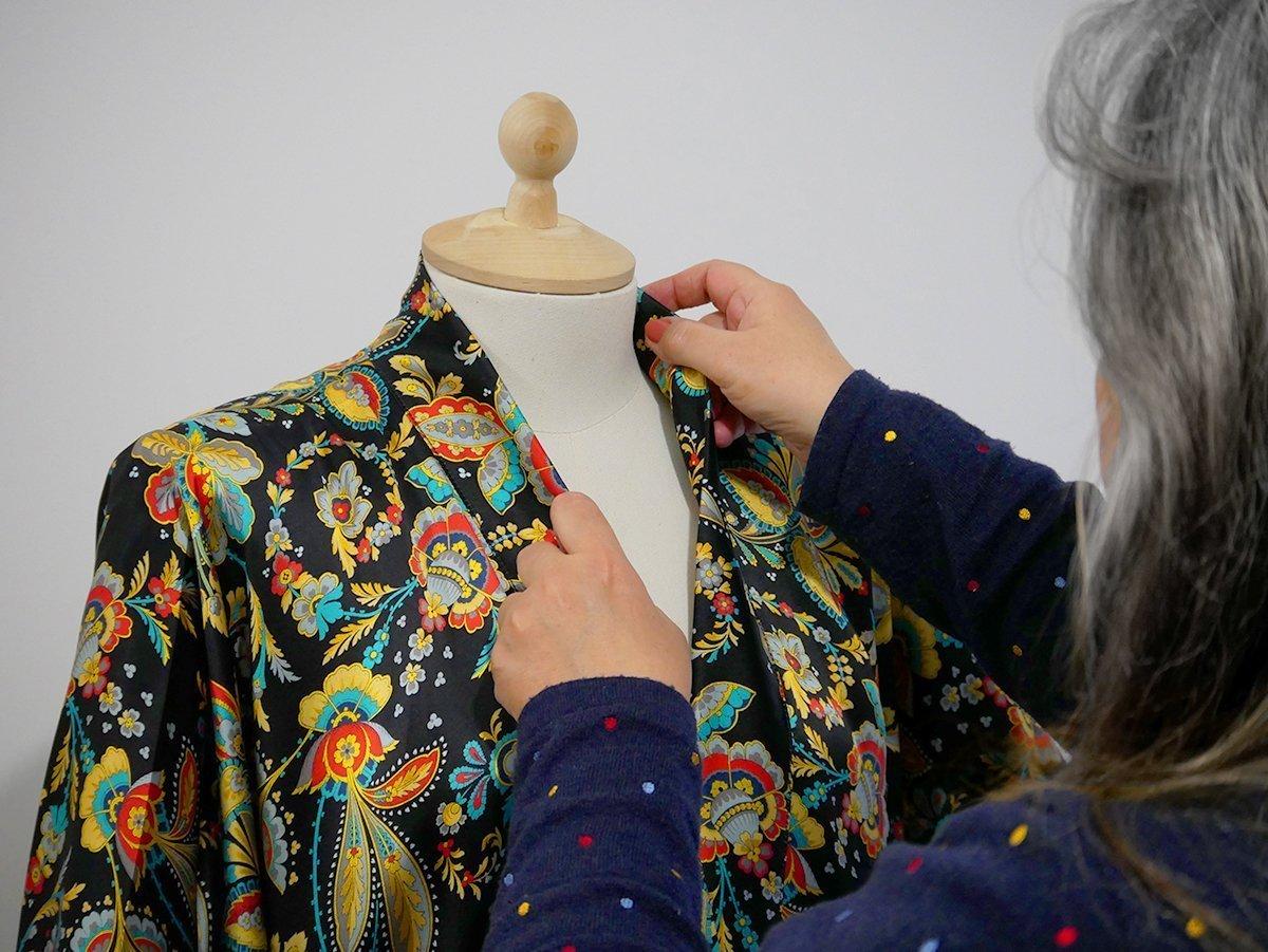 mise en place kimono