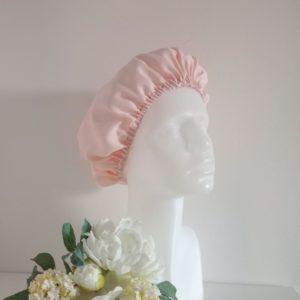 Charlotte Satin 100% Soie, couleur Rose